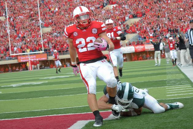 Nebraska Football: What You Need to Know About Rex Burkhead's Backups