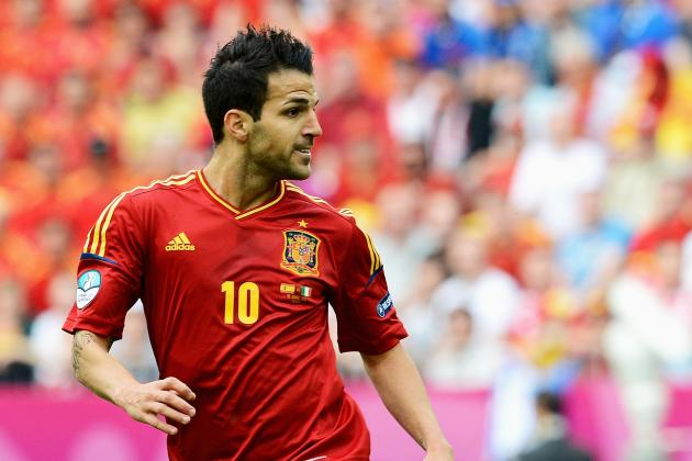 Spain vs. Italy Euro 2012: 5 Biggest Heroes for Spain in Well-Deserved Draw