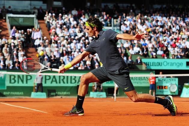 Roger Federer: Recapping Fed-Ex's French Open 2012 Tournament