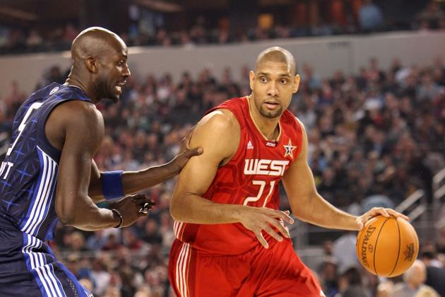 NBA's Greatest Power Forwards of the 21st Century