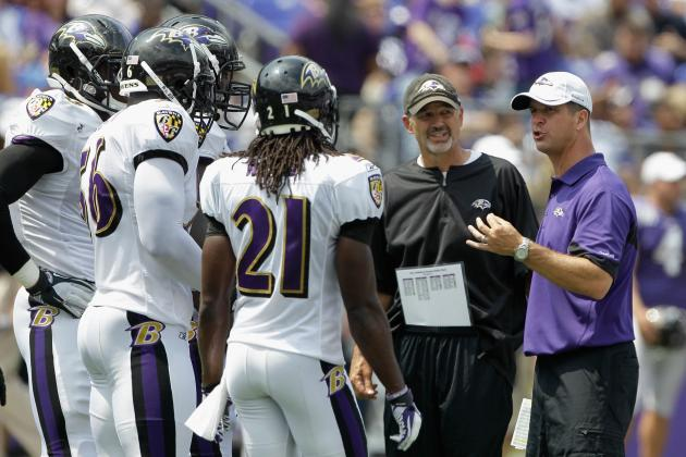 Predicting 2-Deep Baltimore Ravens Depth Chart, Pre-Training Camp