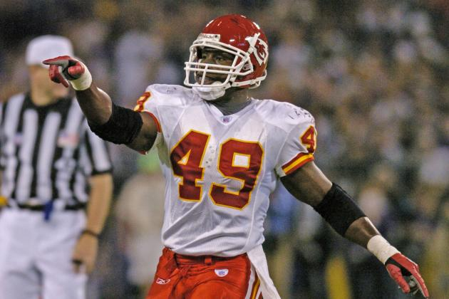 Kansas City Chiefs: Top 5 Fullbacks in Franchise History