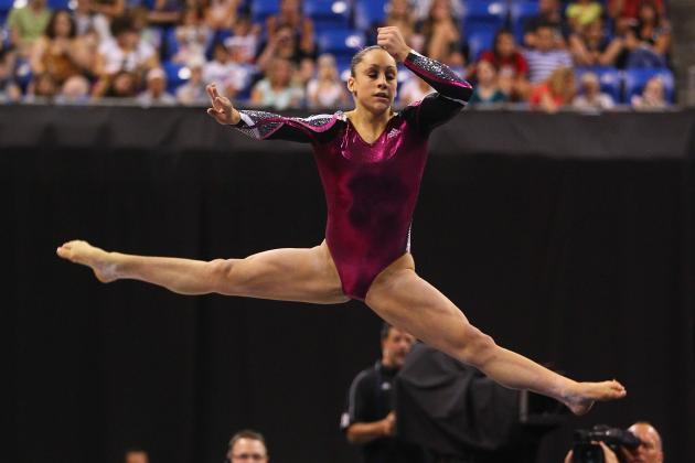 2012 Olympics: Dogfight for US Women's Gymnastics Team Begins at US Nationals