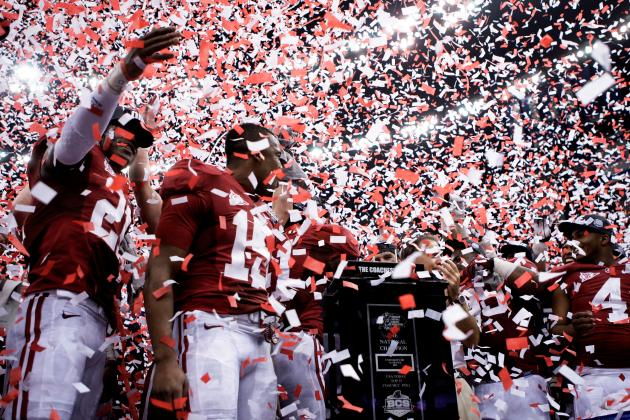 Alabama Football: Power Ranking the Crimson Tide's Hardest Challenges in 2012