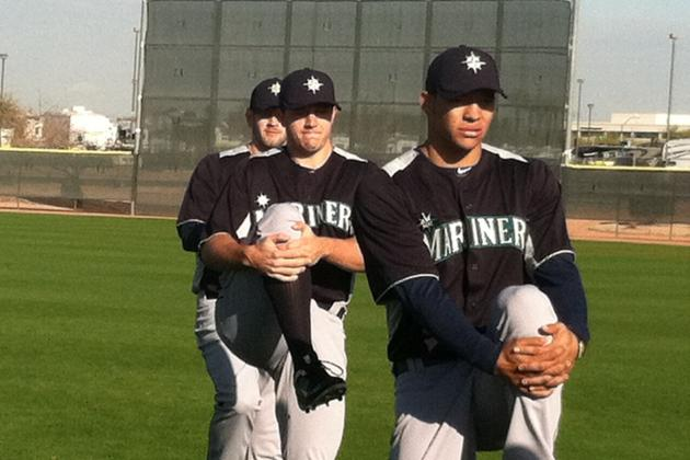 Seattle Mariners: Re-Ranking the M's Top 10 Prospects After 2012 MLB Draft