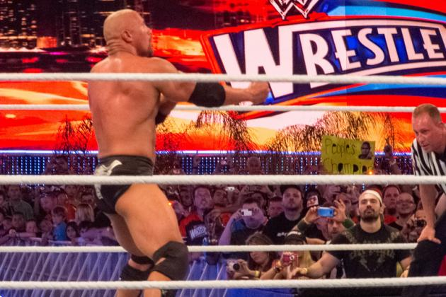 The Rock, Randy Savage and the 10 Most Devastating Elbows in Wrestling