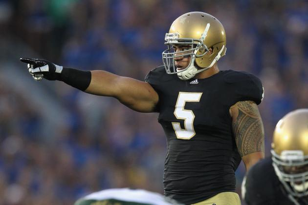 Notre Dame Football: 5 Important Players Irish Can't Afford to Lose in 2012