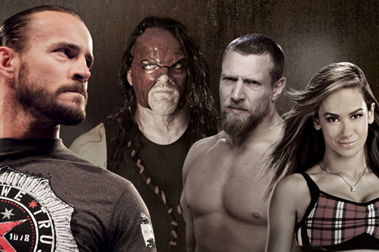 WWE No Way Out 2012 Preview: 13 Storylines That Need to Be Addressed