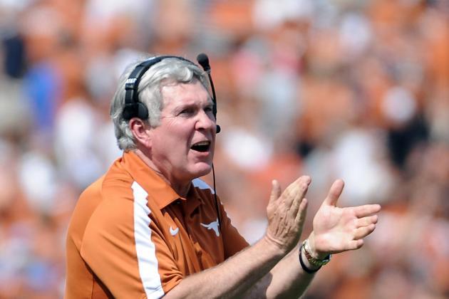 Texas Football: Goals Mack Brown Must Set for 2013 Recruiting Class