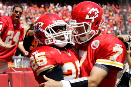 Kansas City Chiefs: Candidates for 2012 NFL Comeback Player of the Year Award