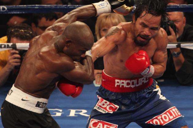 Manny Pacquiao vs. Timothy Bradley and the 10 Worst Decisions in Boxing
