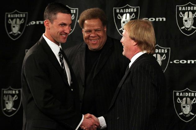 Oakland Raiders 2012: Can This Team Make a Run in an Improving AFC West?