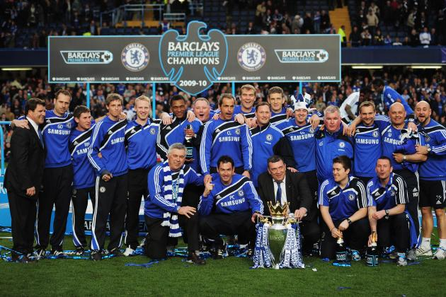 Chelsea FC: 6 Reasons the Blues Will Win the EPL in 2013
