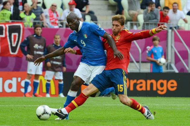 Euro 2012: 7 Strategies to Counter Spain's 4-6-0 Formation