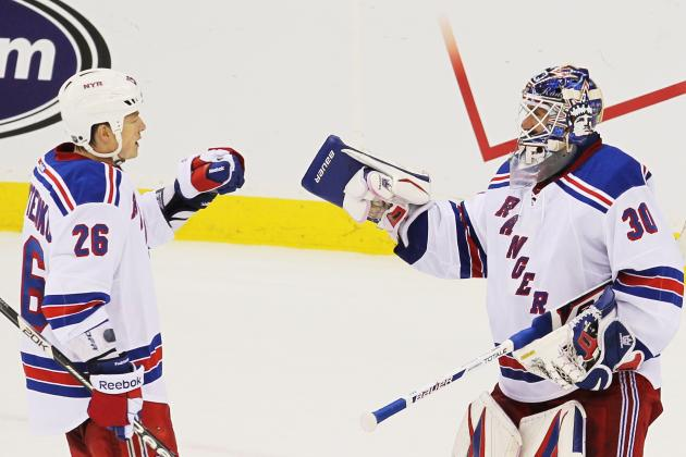 New York Rangers: 3 Reasons They Will Be Back and Better Than Ever in 2012-13