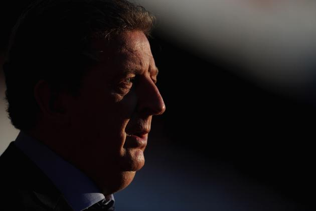 Euro 2012: Roy Hodgson and Managers Under the Most Pressure