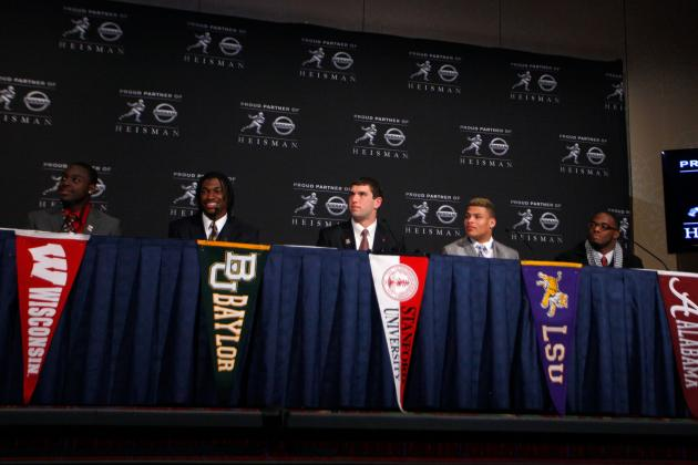NFL Draft 2012: The 10 Most Marketable and Media-Ready Rookies