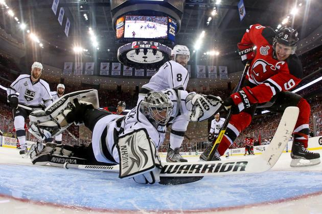 Stanley Cup Playoffs 2012: Ranking 6 Most Important Players in Pivotal Game 6