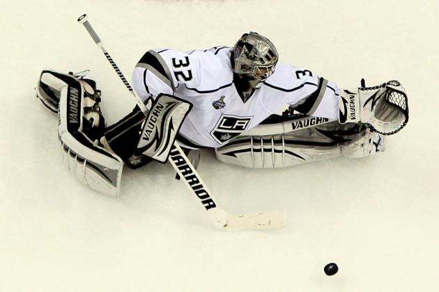 Jonathan Quick and the Los Angeles Kings 4 Best Goaltenders Ever