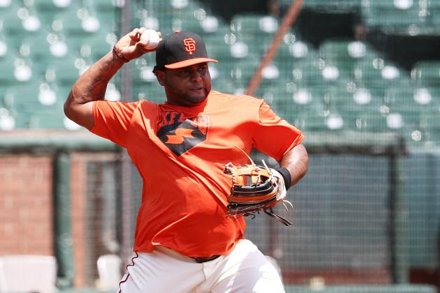 Pablo Sandoval Among 5 National League Players Who Need to Have a Big Week