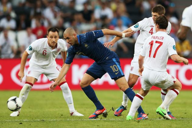 England 1-1 France: 5 Things Learned from Three Lions in the Opening Game Draw