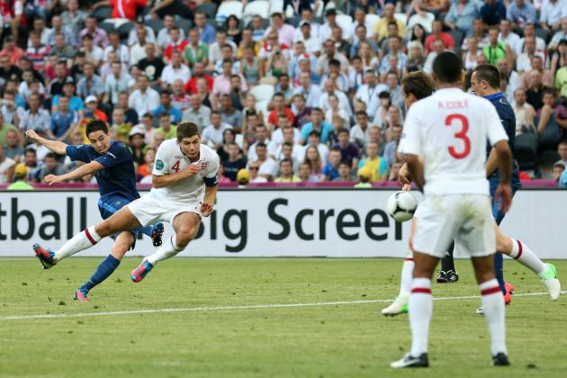 France vs. England: 6 Things Learned About France in Euro 2012 Group D Opener