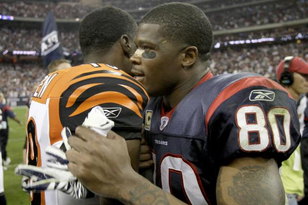 A.J. Green, Julio Jones and the 5 NFL Stars Who Will Get Even Better in 2012