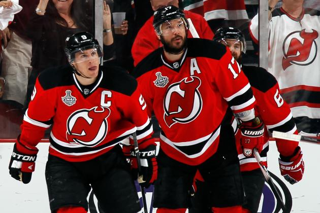 Stanley Cup Finals 2012: Devils' Stars Must Step Up to Even Series with Kings