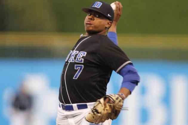 MLB Draft 2012: 10 Players Who Will Be in the Majors by 2013