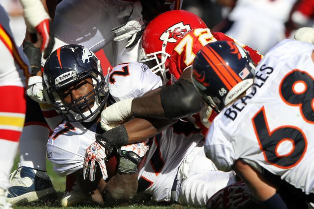 Denver Broncos Training Camp: 3 Veterans Most Likely to Be Cut in 2012