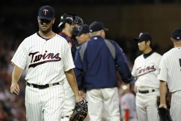 Minnesota Twins: Top 3 Reasons Why They Should Say Goodbye to Nick Blackburn
