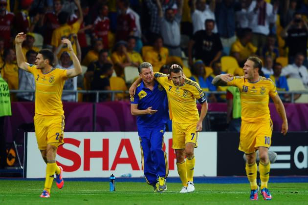 Euro 2012, Day 4: 5 Takeaways from Group D Round 1