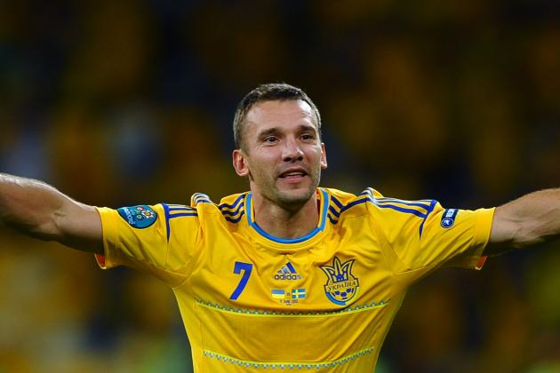 Euro 2012: 10 Reasons Andriy Shevchenko Is a God in Ukraine