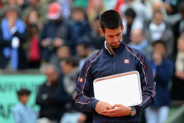 Novak Djkovoic: Recapping Djoker's French Open 2012 Tournament