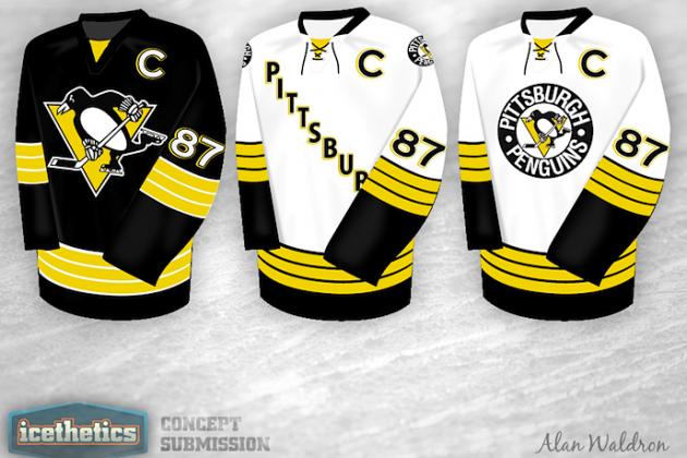 13 NHL Teams Most Due for a Uniform Change