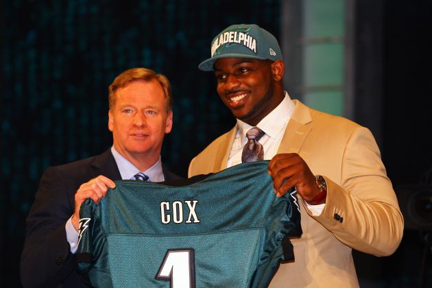 2012 NFL Draft: Re-Grading the Philadelphia Eagles' Selections After OTAs