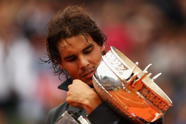 French Open 2012: Poor Serving from Novak Djokovic Hands Rafael Nadal Title