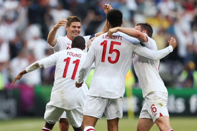 France vs. England: What Went Right for Roy Hodgson's Team