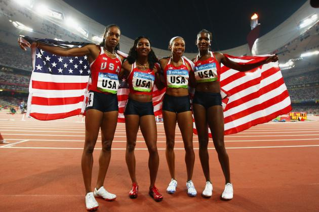 London 2012: The Top 10 Medal Hopefuls on the US Women's Track and Field Team