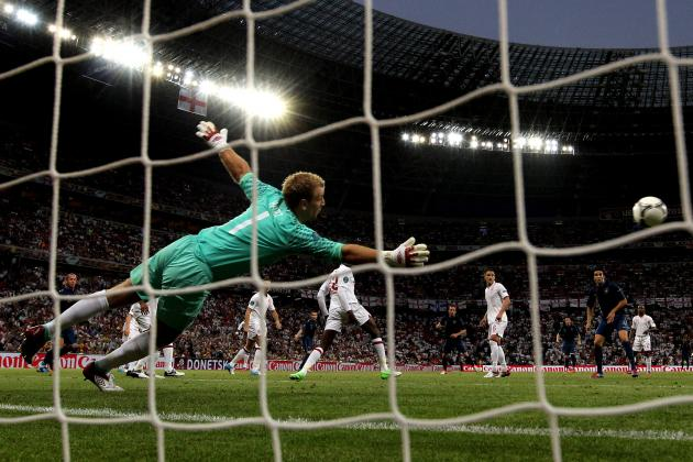 Euro 2012:  6 Areas England Can Improve on Against Sweden
