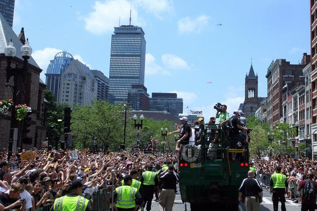 7 Reasons Boston Is the Best Sports City in the World