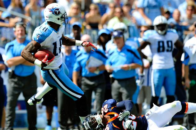 Predicting Two-Deep Tennessee Titans Depth Chart, Pre-Training Camp