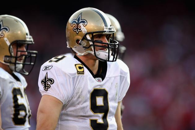 New Orleans Saints: Predicting the 2-Deep Depth Chart for 2012