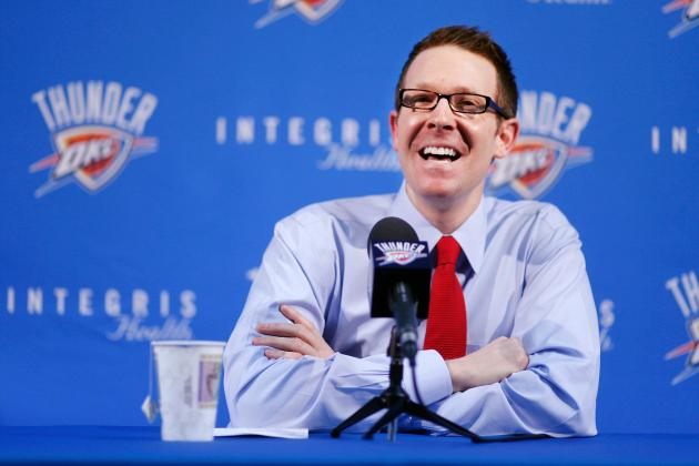 Ranking the 10 Best General Managers in the NBA