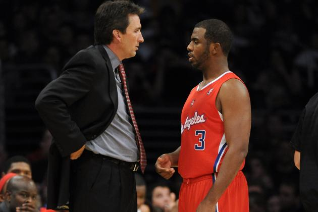 LA Clippers: 12 Reasons Vinny Del Negro Must Be Dismissed