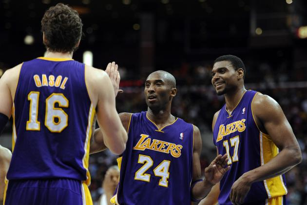 L.A. Lakers: Predicting Full Roster for the 2012-13 Season