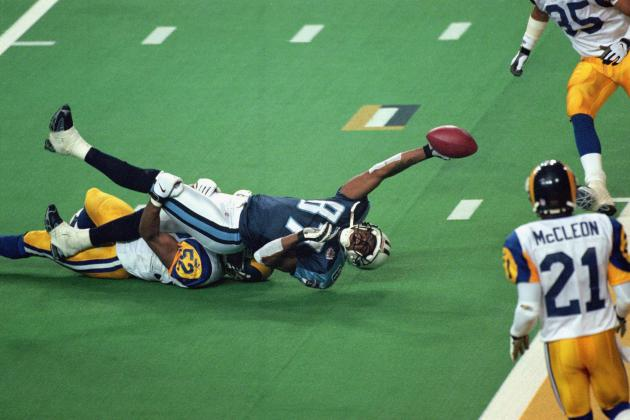Most Memorable Moment in the History of Every NFL Stadium