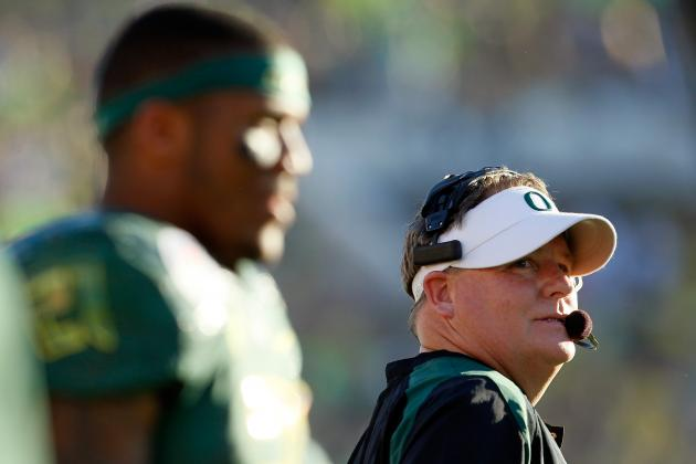 Oregon Football: 5 Reasons Ducks Will Struggle in 2012