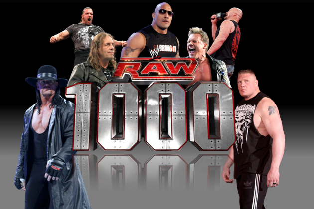 WWE: Top 25 Returns in Monday Night Raw History
