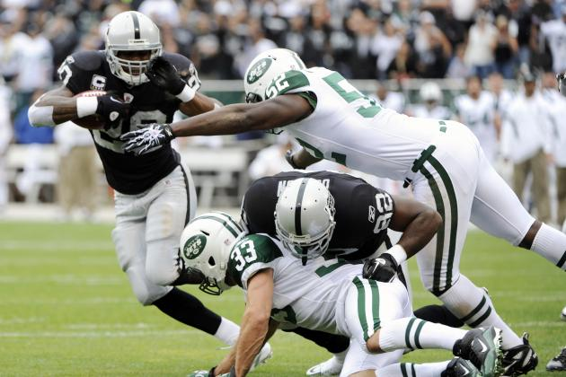 Oakland Raiders: 5 Reasons They Will Make a Playoff Run in 2012